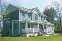 Mayfield Colonial Modular Home